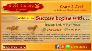 "Webinar under ""Leadership Development Initiative """